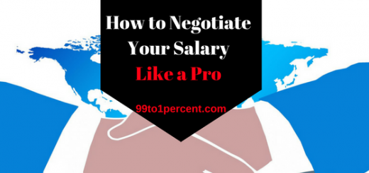 How to Negotiate Your Salary Like a Pro