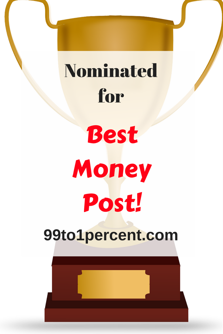 Nominated Best Money Post