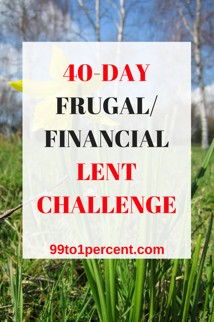 40-DAY FRUGAL_FINANCIAL LENT CHALLENGE