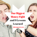 Our Biggest Money Fight and 9 Lessons Learned